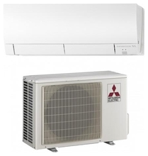 Mitsubishi Electric Deluxe  Inverter MSZ-FH25VE / MUZ-FH25VE